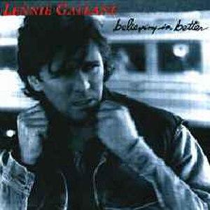Believing in Better - Image: Lennie Gallant Bin B