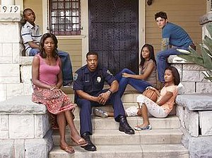 Lincoln Heights (TV series) - The main cast of Lincoln Heights.