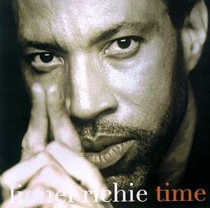 Time (Lionel Richie album) - Image: Lionel Richie Time