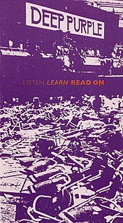 <i>Listen, Learn, Read On</i> compilation album