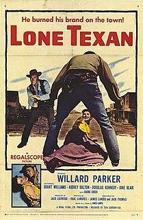 <i>Lone Texan</i> 1959 film by Paul Landres