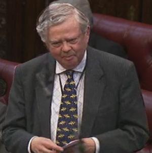 David Williamson, Baron Williamson of Horton - Williamson in 2013