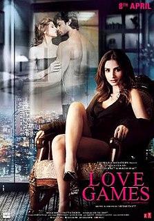 <i>Love Games</i> (film) 2016 Indian film