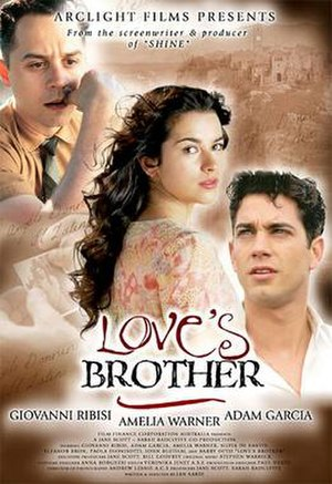 Love's Brother - Image: Loves Brother movie poster