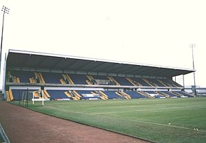 Mansfield Town F.C. - Mansfield Town have played at Field Mill since the end of the First World War.