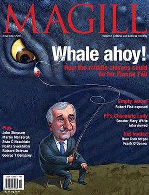 Magill - Image: Magill Nov