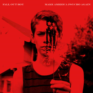 Make America Psycho Again - Image: Make America Psycho Again cover