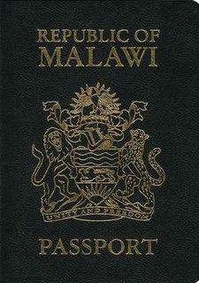 Malawian passport