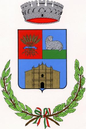 Mara, Sardinia - Image: Mara (SS) Stemma