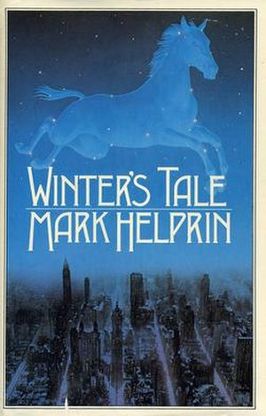 Winter's Tale (novel) - First edition cover