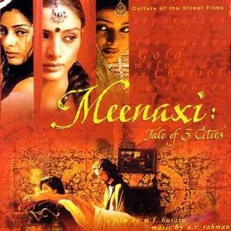 Meenaxi: A Tale of Three Cities - Image: Meenaxi, A Tale of Three Cities, 1995 film