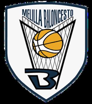 Club Melilla Baloncesto - Image: Mellila Baloncesto logo