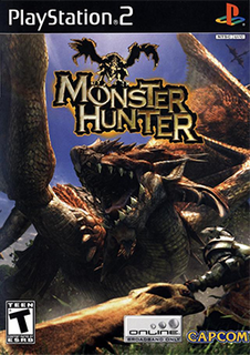 <i>Monster Hunter</i> (video game) video game
