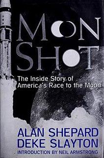 <i>Moon Shot</i> Book by Alan Shepard