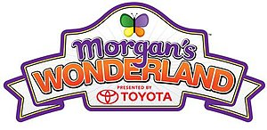 Morgan's Wonderland - Image: Morgan's Wonderland Logo