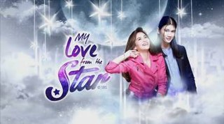 <i>My Love from the Star</i> (2017 TV series) 2017 Philippine television series
