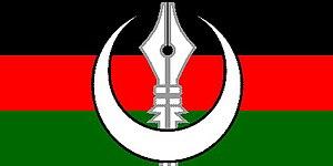 National Umma Party - Image: NUP flag