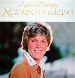 <i>New Kind of Feeling</i> 1979 studio album by Anne Murray
