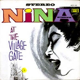 Nina at the Village Gate - Image: Ninaatthevillagegate