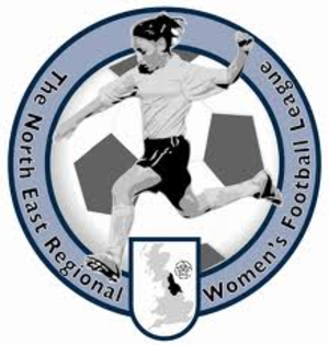 North East Regional Women's Football League - Image: North East Regional Women's Football League logo
