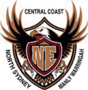 Northern Eagles - Image: Northern Eagles logo