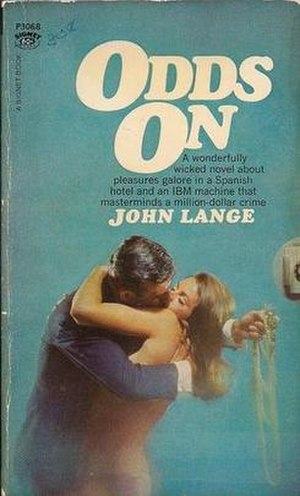 Odds On - First edition cover