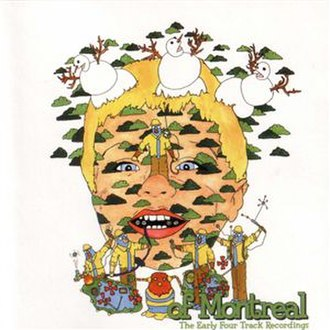 The Early Four Track Recordings - Image: Ofmontrealfourtrack