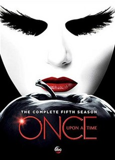 <i>Once Upon a Time</i> (season 5) season of television series