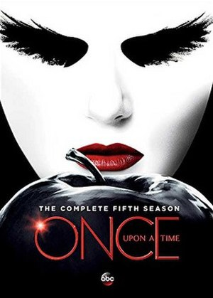 Once Upon a Time (season 5) - DVD cover