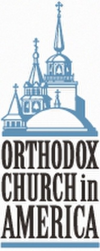 Orthodox Church in America - Image: Orthodox Church in America logo