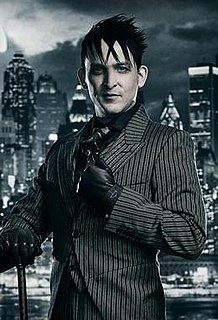 Oswald Cobblepot (<i>Gotham</i>) Fictional character on Gotham