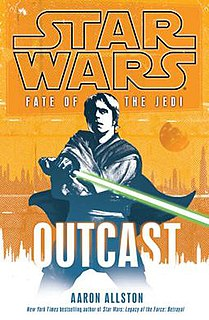 <i>Outcast</i> (Star Wars novel) book by Aaron Allston