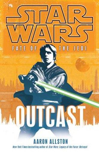 Outcast (Star Wars novel) - Image: Outcast cover