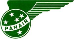 Panair do Brasil - Image: Panair do Brasil logo based on the 1960s identity