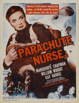 Parachute Nurse - Original film poster
