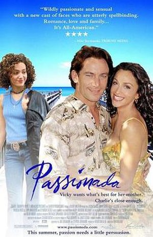 Passionada - Theatrical release poster