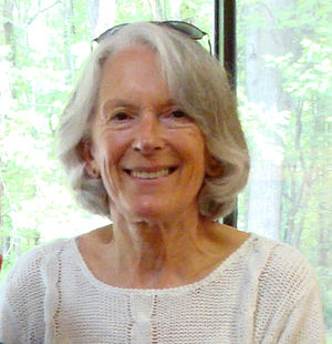 Peggy Adler - Image: Peggy Adler, June 7, 2015