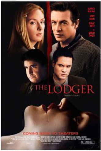 The Lodger (2009 film) - Image: Poster of The Lodger (2009 film)