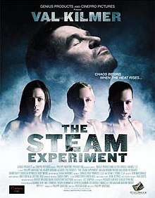 Poster of the movie The Steam Experiment .jpg