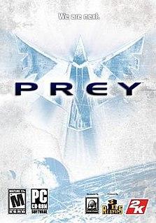 <i>Prey</i> (2006 video game)