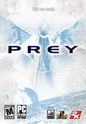 Prey (2006 video game) - Image: Prey (Xbox 360)