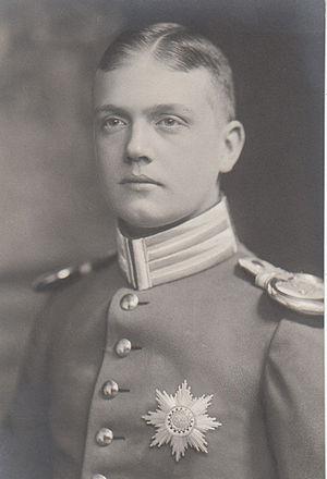 Georg, Crown Prince of Saxony
