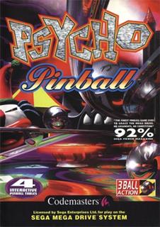 <i>Psycho Pinball</i> 1994 pinball video game