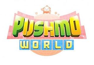 <i>Pushmo World</i> 2014 video game