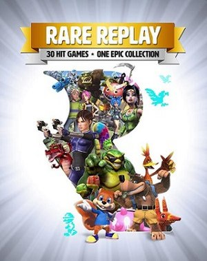 Rare Replay - Image: Rare replay