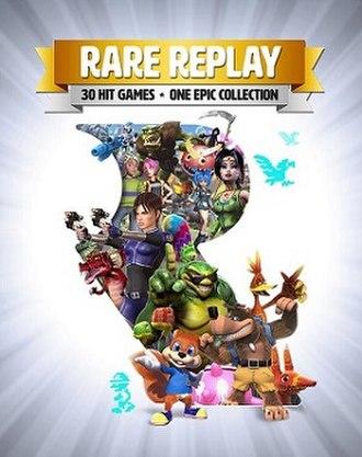 Rare Replay - Image: Rare replay