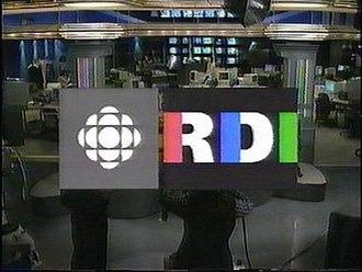 Ici RDI - Image: Rdi 1994