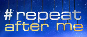 Repeat After Me (TV series) - Image: Repeat After Me tv logo