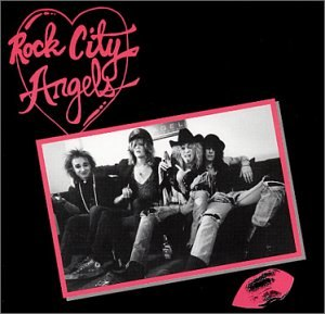 Rock City Angels - Image: Rock City Angels Glam CD