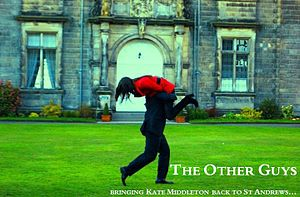 "The Other Guys (University of St Andrews) - Promotional Teaser for the ""Royal Romance"" video"